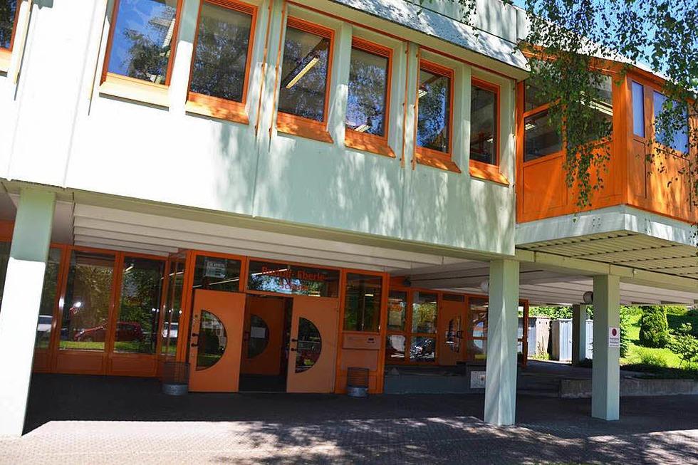 Kaufmännische Rudolf-Eberle-Schule - Bad Säckingen