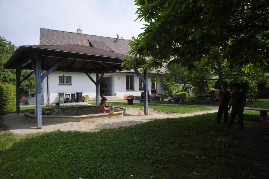St�dt. Kindergarten Laufen - Sulzburg