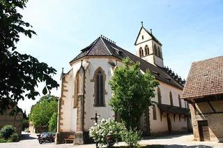 Evangelische Kirche St. Aegidius (St. Ilgen)