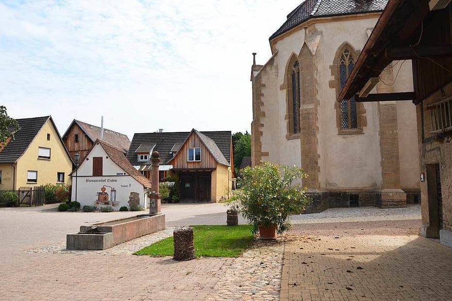 Dorfplatz St. Ilgen - Sulzburg