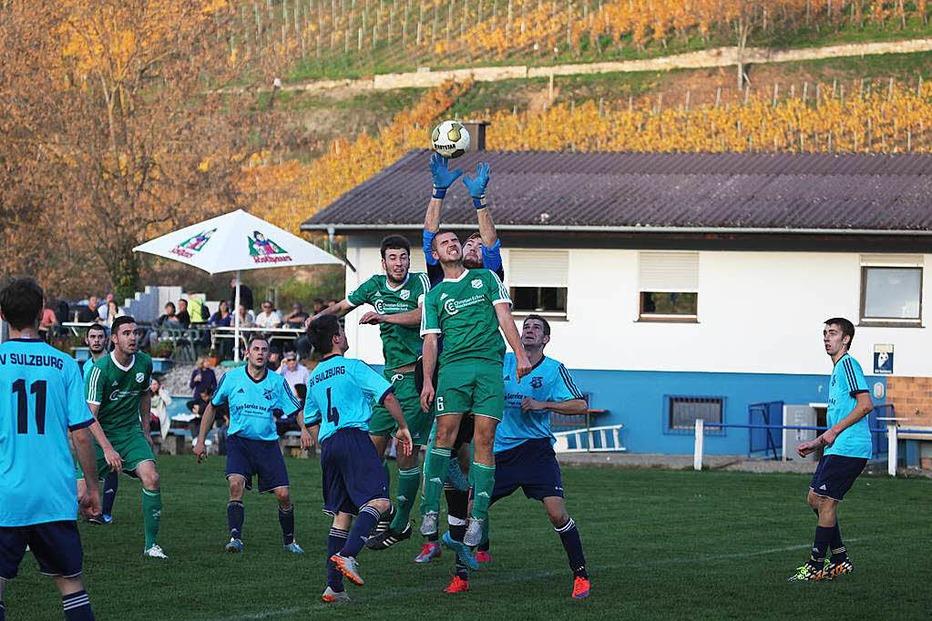 Sportplatz SV Sulzburg - Sulzburg