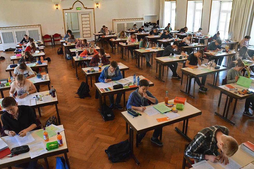 Fürstabt-Gerbert-Schule - St. Blasien