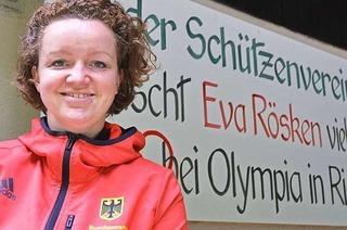 Sportschützin Eva Rösken – gewachsen an Widerständen