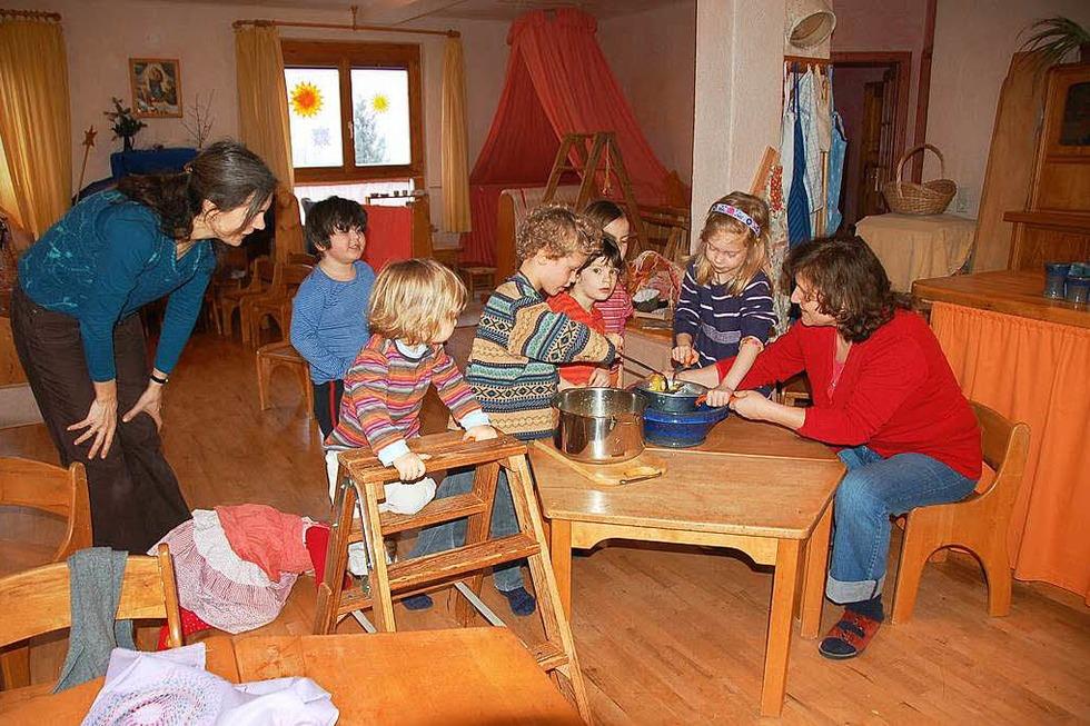 Waldorfkindergarten Edith Böhm (Feuerbach) - Kandern