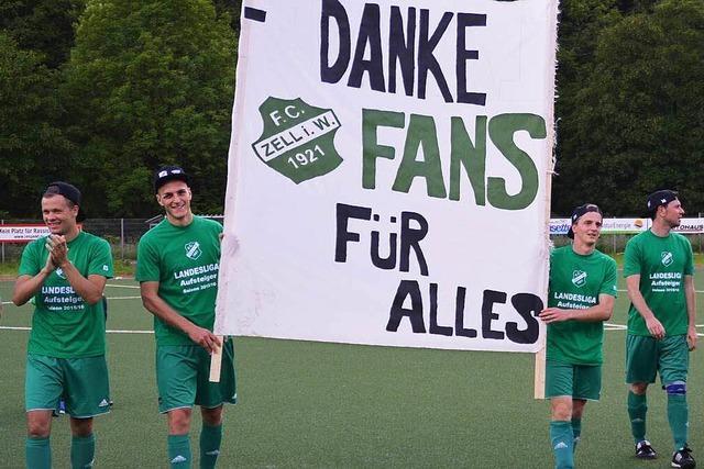 Fußballplatz FC Zell
