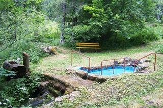 Wassertretstelle Märchenwald