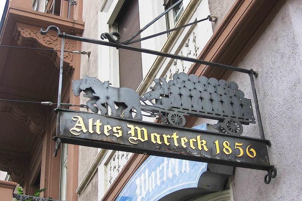 Restaurant Zum alten Warteck - Basel