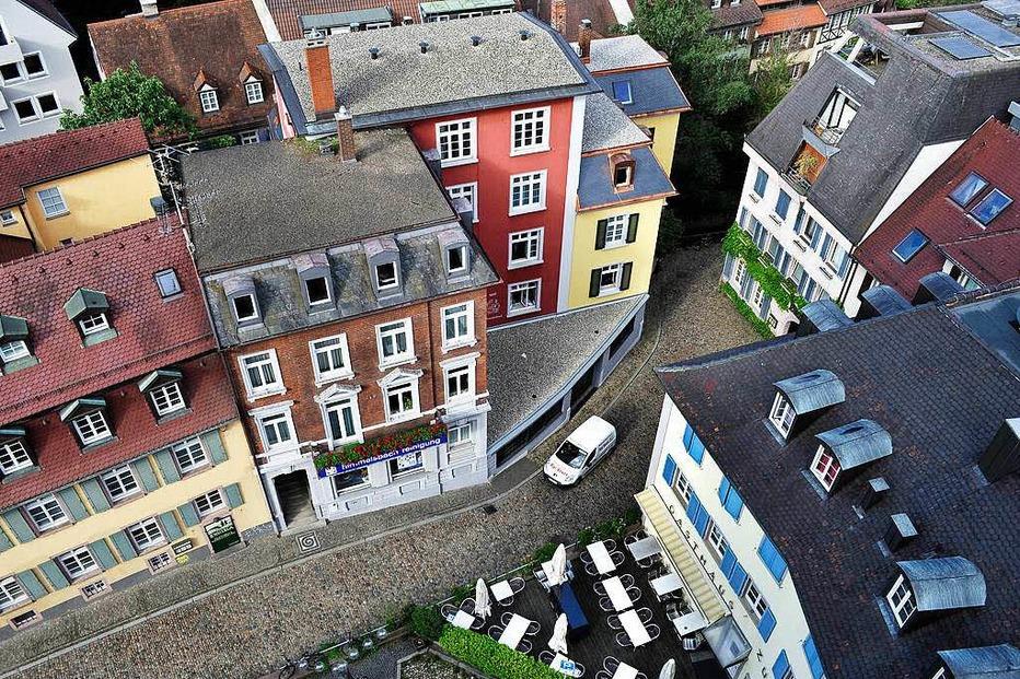 Restaurant Storchen La Cigogna - Freiburg