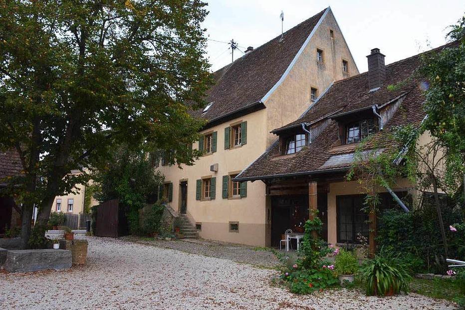 Hofgut Tellmann (Wettelbrunn) - Staufen