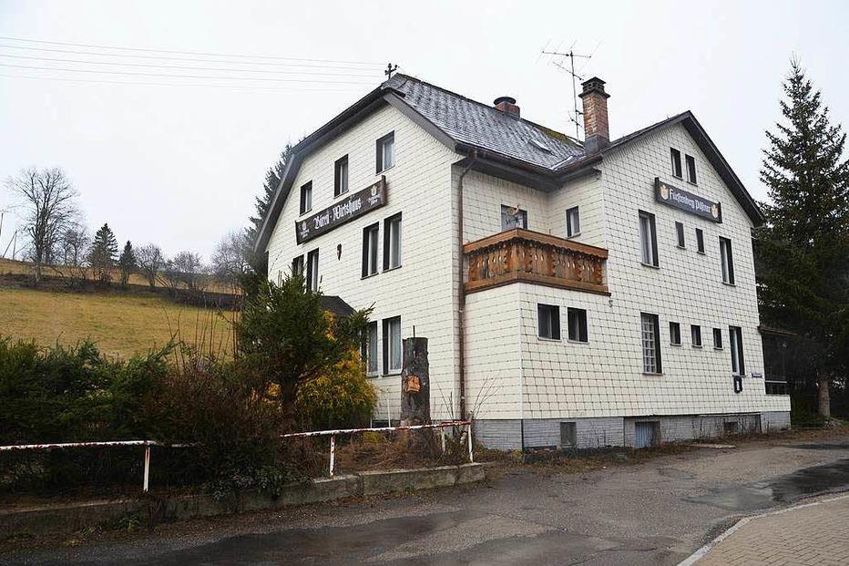 Gasthaus Bären (geschlossen) - Lenzkirch