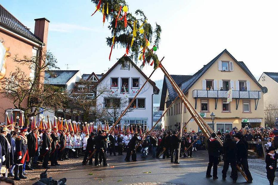 Bärenplatz - Elzach