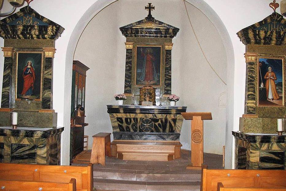 Ev. Bärenhofkapelle (Titisee) - Titisee-Neustadt