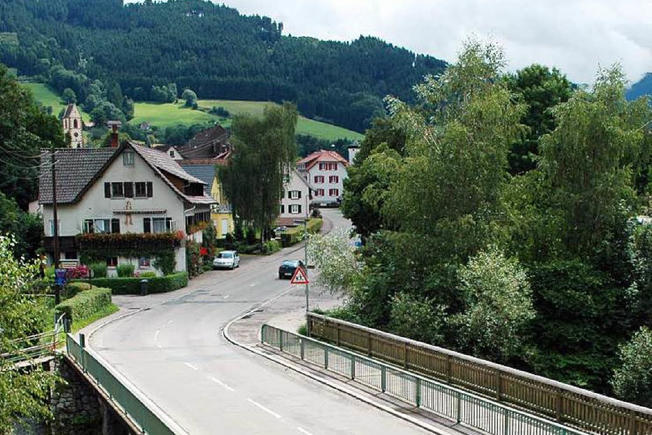 Gasthaus B�ren - Simonswald
