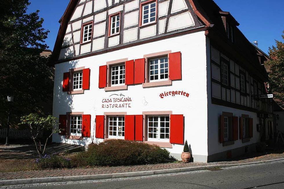 Gasthaus Bären - Seelbach