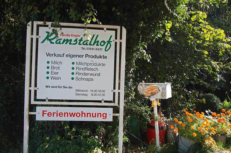 Ramstalhof (Köndringen) - Teningen