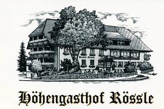 H�hengasthof R�ssle (Faulenf�rst)