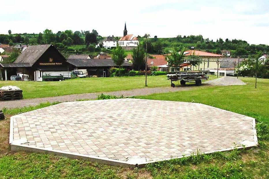Festgelände Nordweil - Kenzingen