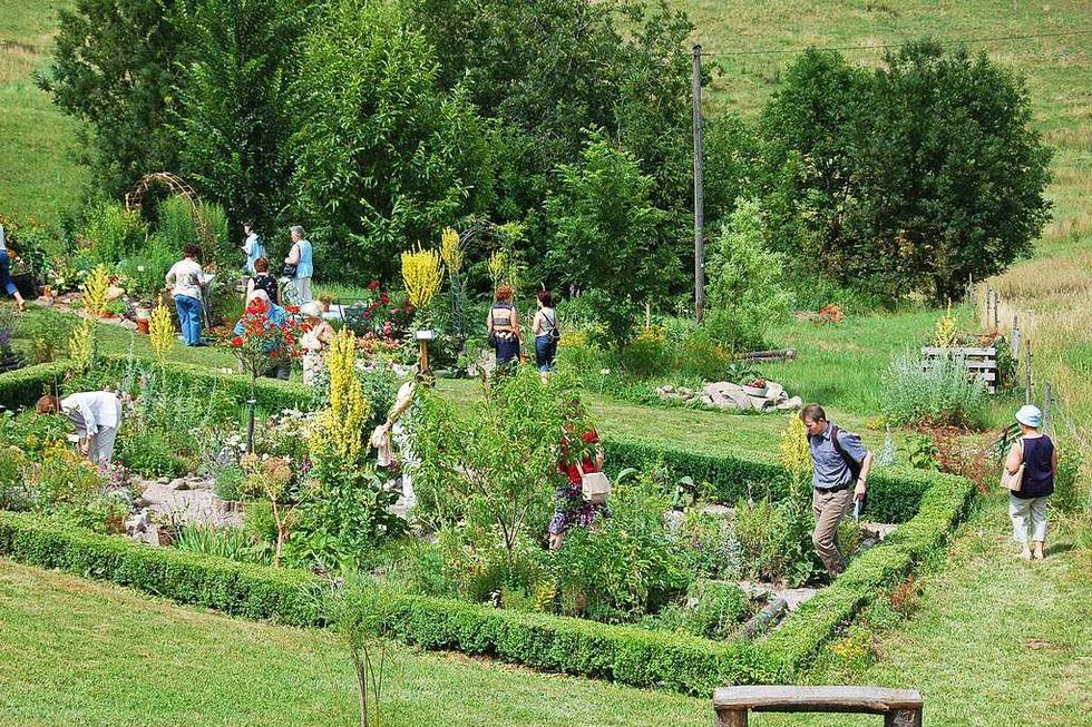 Garten Edith Fehrenbach - Winden