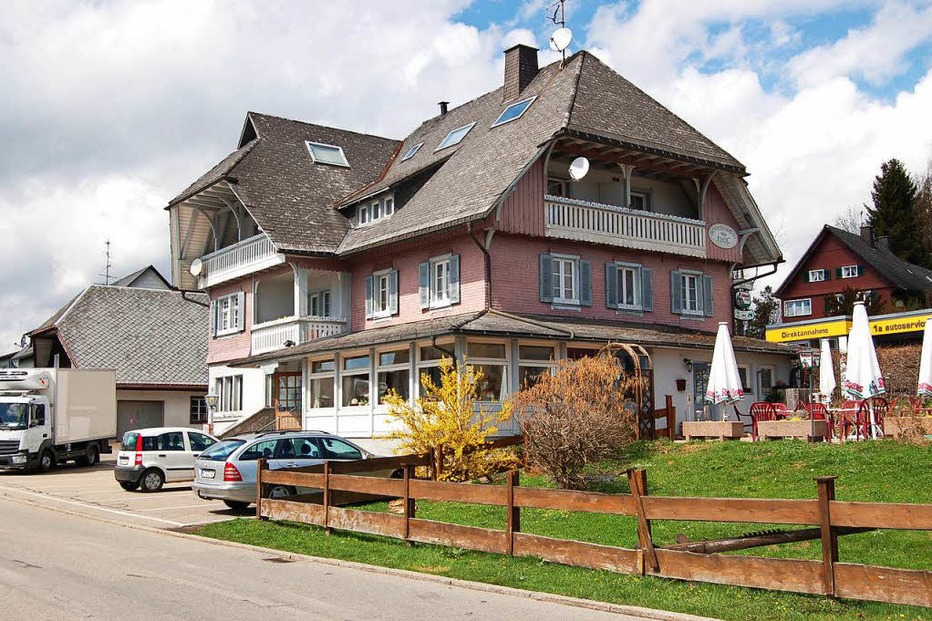 Landgasthaus Bonndorfer Hof - Bonndorf