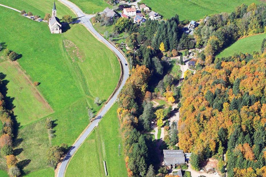 Ortsteil Hofen - Steinen