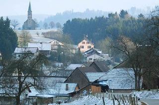 Ev. Kirche (Schlächtenhaus-Hofen)