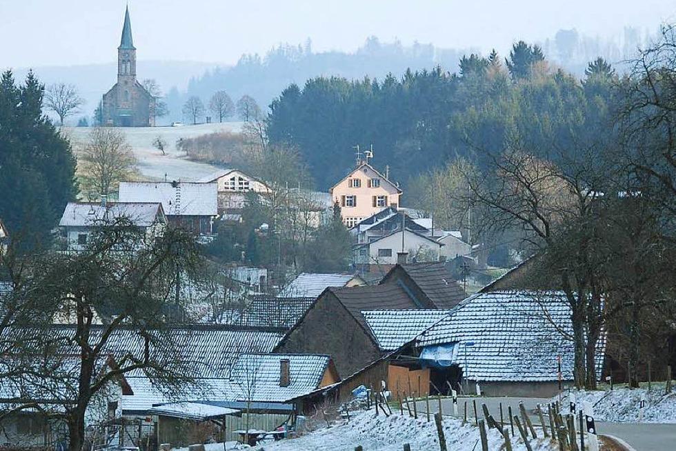 Ev. Kirche (Schlächtenhaus-Hofen) - Steinen