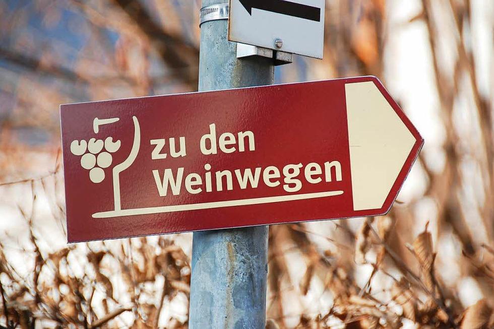 Weiler Weinweg - Weil am Rhein