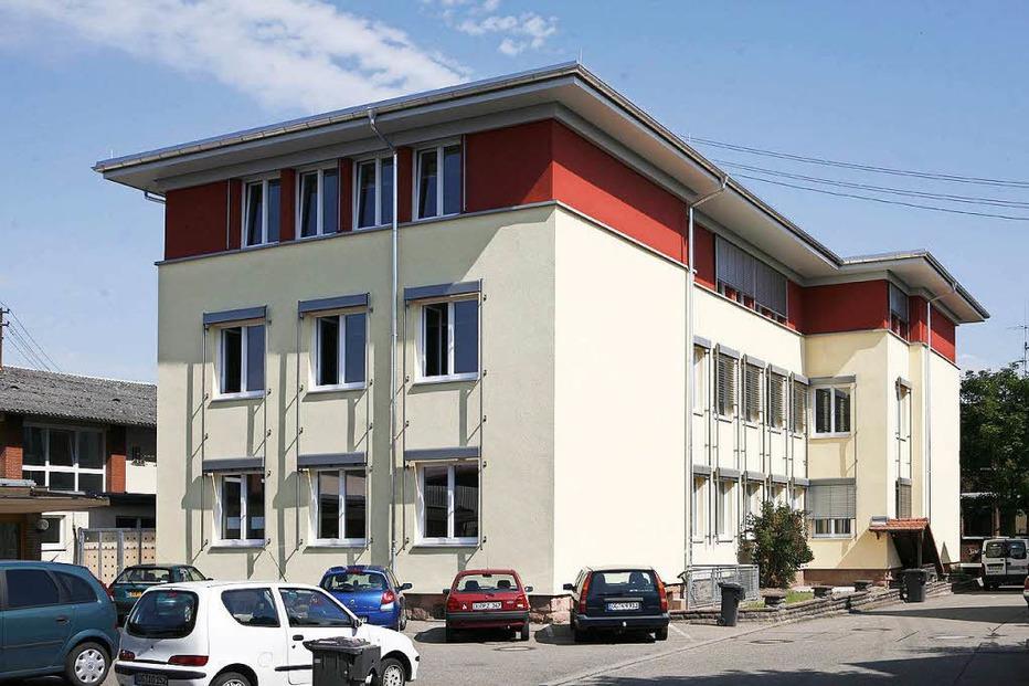 Johann-Henrich-B�ttner-Schule (Altenheim) - Neuried