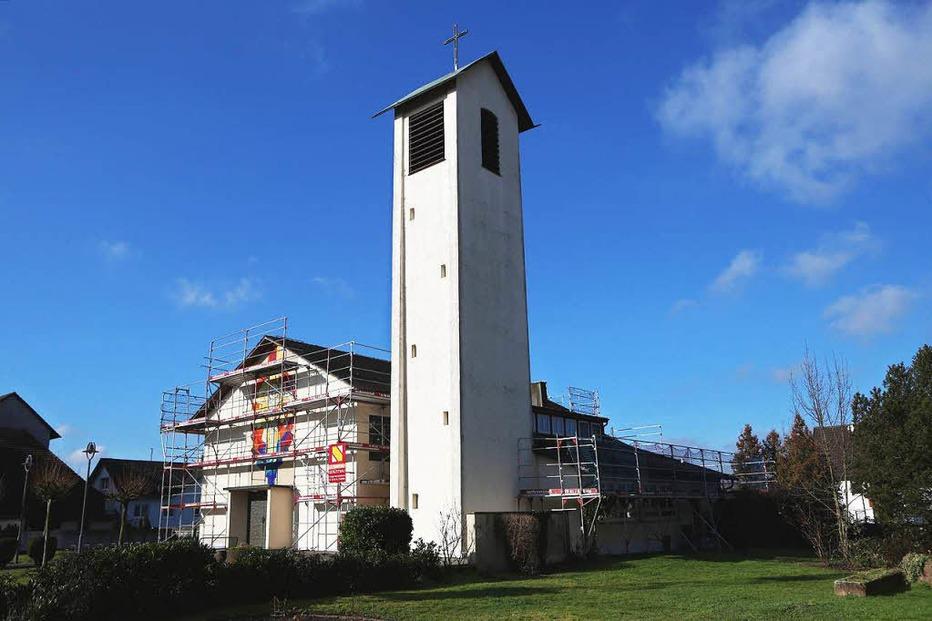 Ev. Auferstehungskirche (Kürzell) - Meißenheim