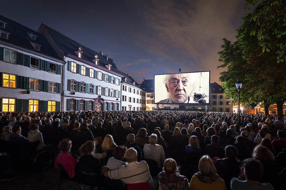 Open-Air-Kino - Basel