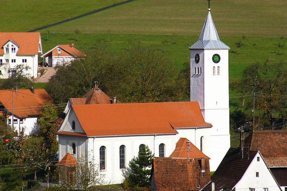 Kath. Pfarrkirche St. Martin (Schwaningen) - St�hlingen