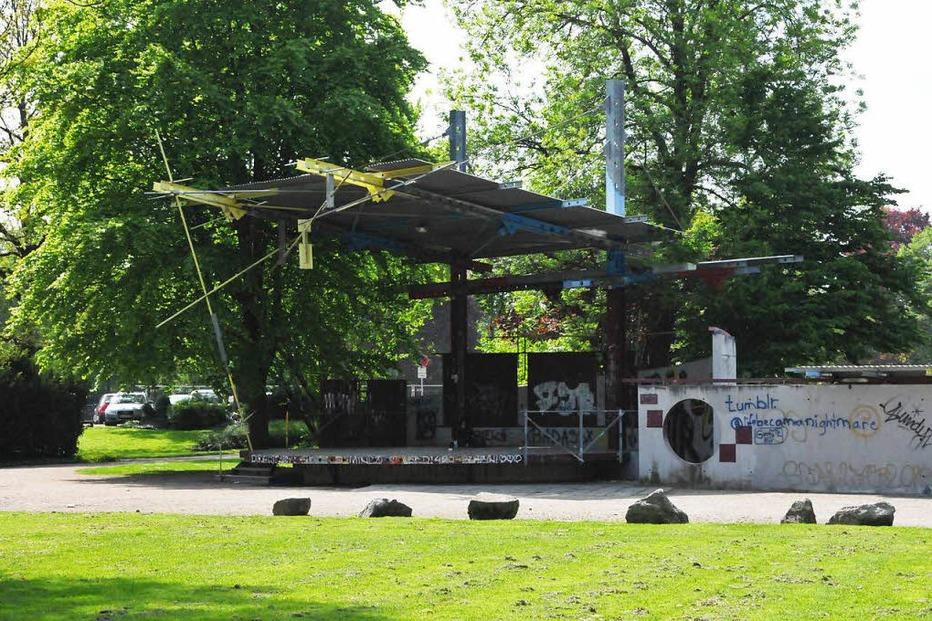 Bürgerpark - Offenburg