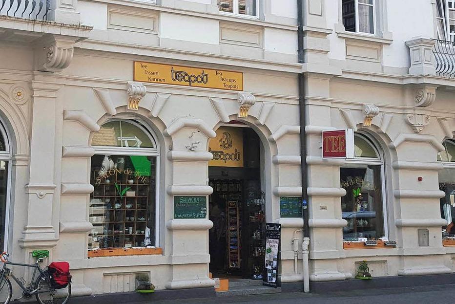 Teapot Teefachgesch�ft - Freiburg