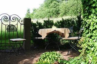 Garten von Ursula Hauber