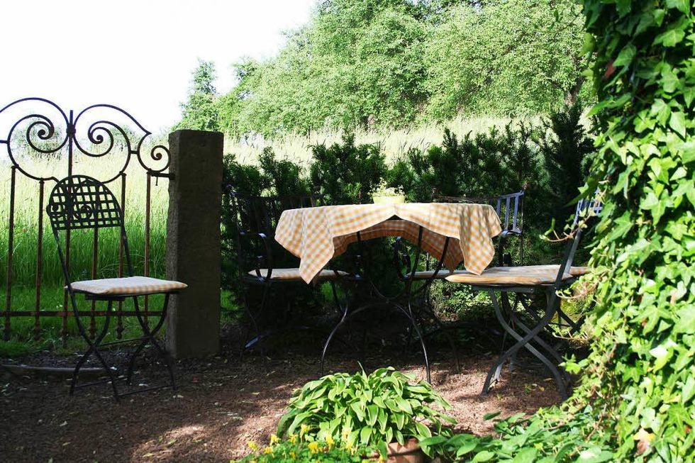 Garten von Ursula Hauber - Freiamt