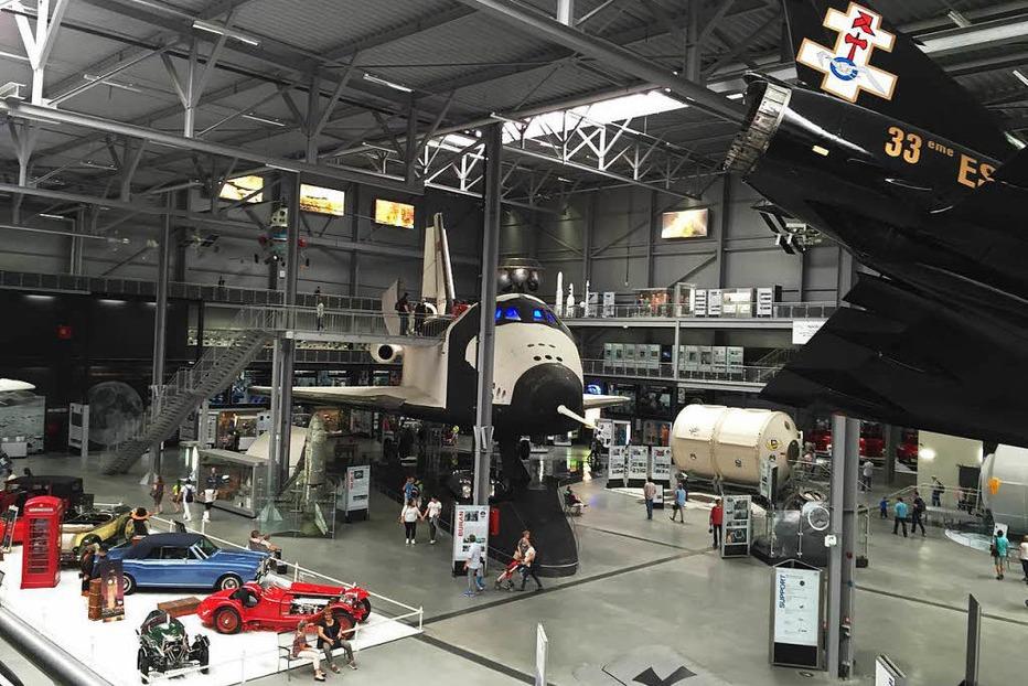 Technik-Museum Speyer - Speyer