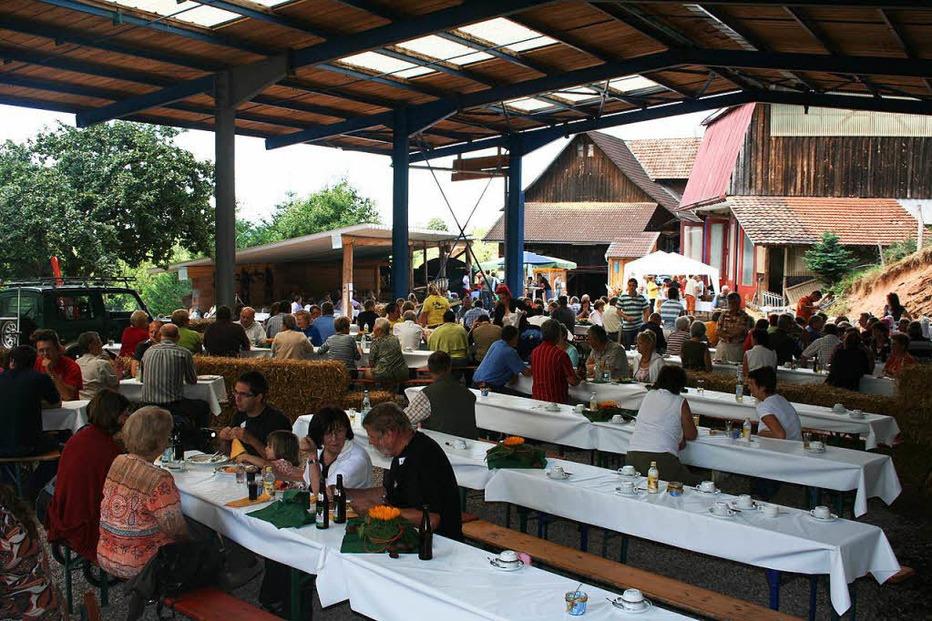 Bauernhof Familie Sutter (Sattelhof) - Schopfheim