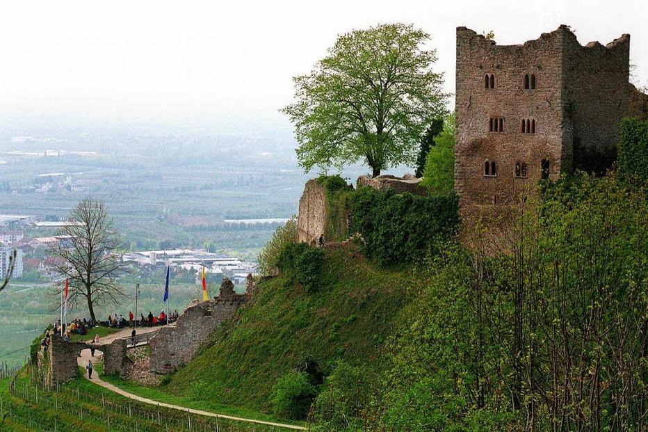 Burgruine Schauenburg - Oberkirch