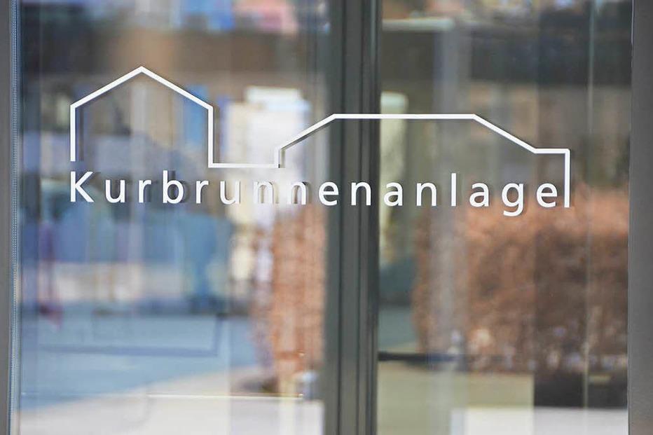 Kurbrunnenanlage - Rheinfelden