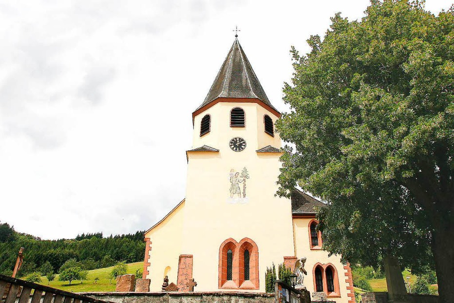 Pfarrkirche St. Mauritius (Prinzbach) - Biberach