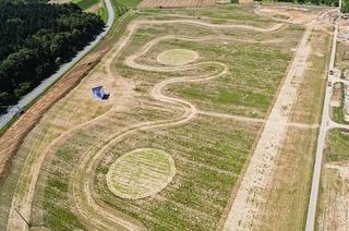 Woher kommen die mysteriösen Kreise beim Europa Park?