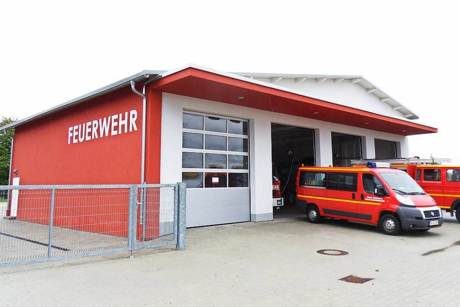 Feuerwehrgerätehaus - Kappel-Grafenhausen