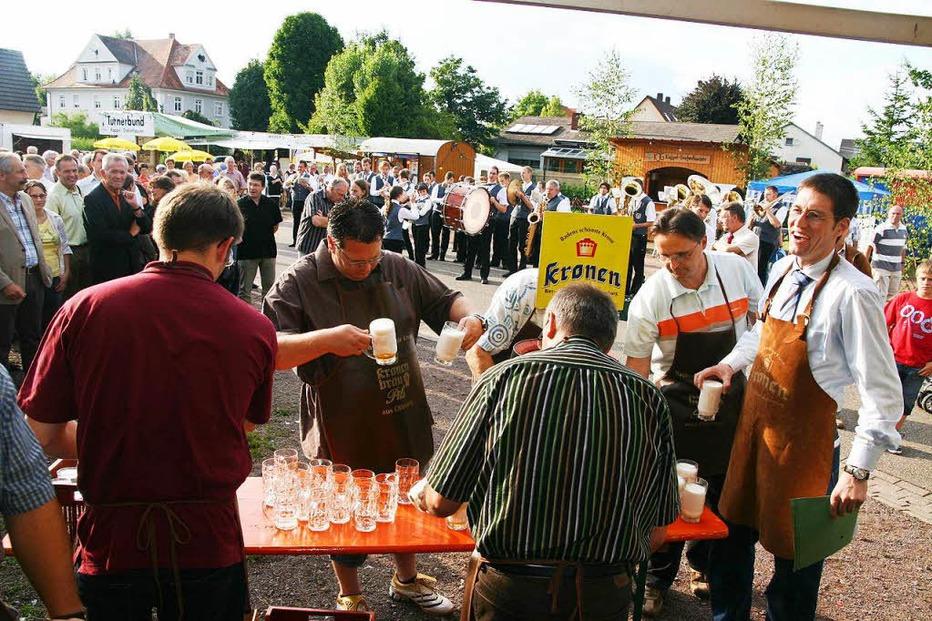 Festplatz (Kappel) - Kappel-Grafenhausen