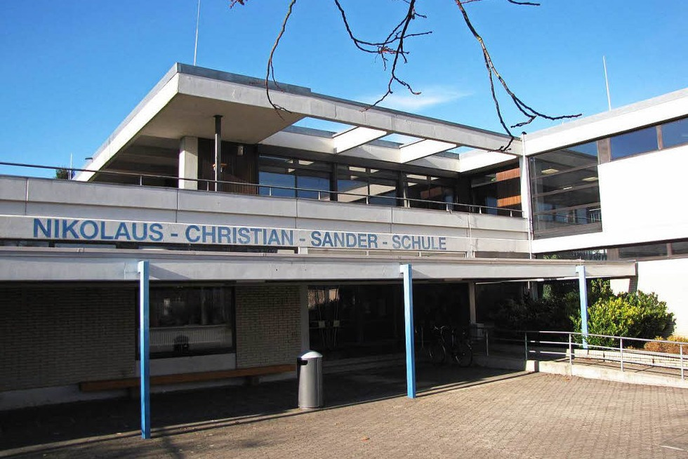 Nikolaus-Christian-Sander-Schule (Köndringen) - Teningen