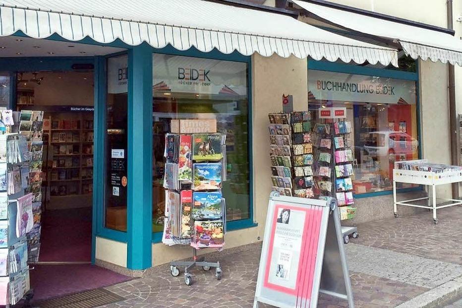 Buchhandlung Beidek - M�llheim