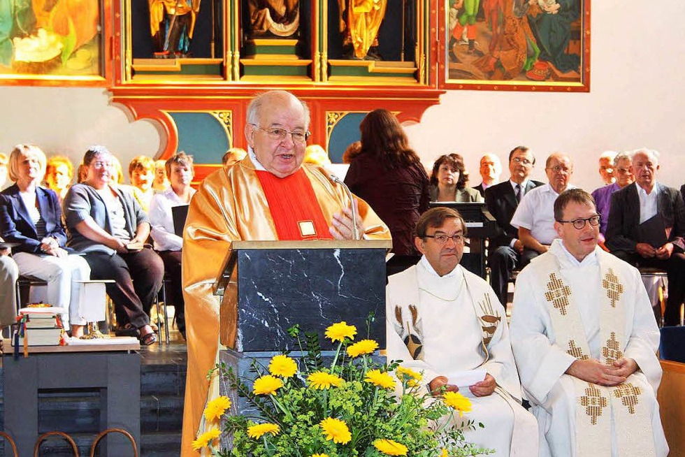 Pfarrkirche Sankt Mauritius - Kippenheim