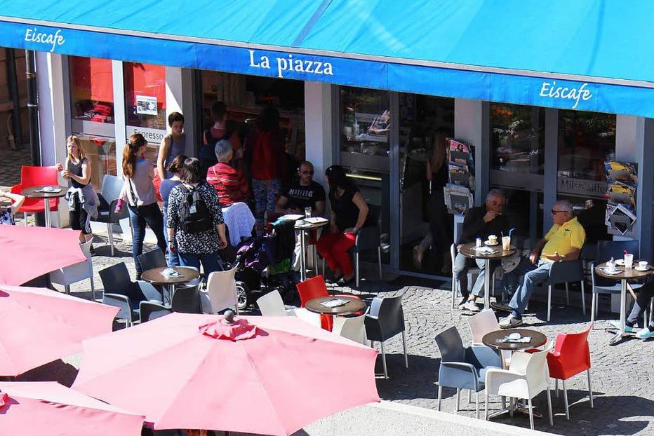 Eiscafé La Piazza - Lahr