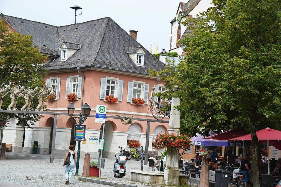 Kronenbrunnen - Schopfheim