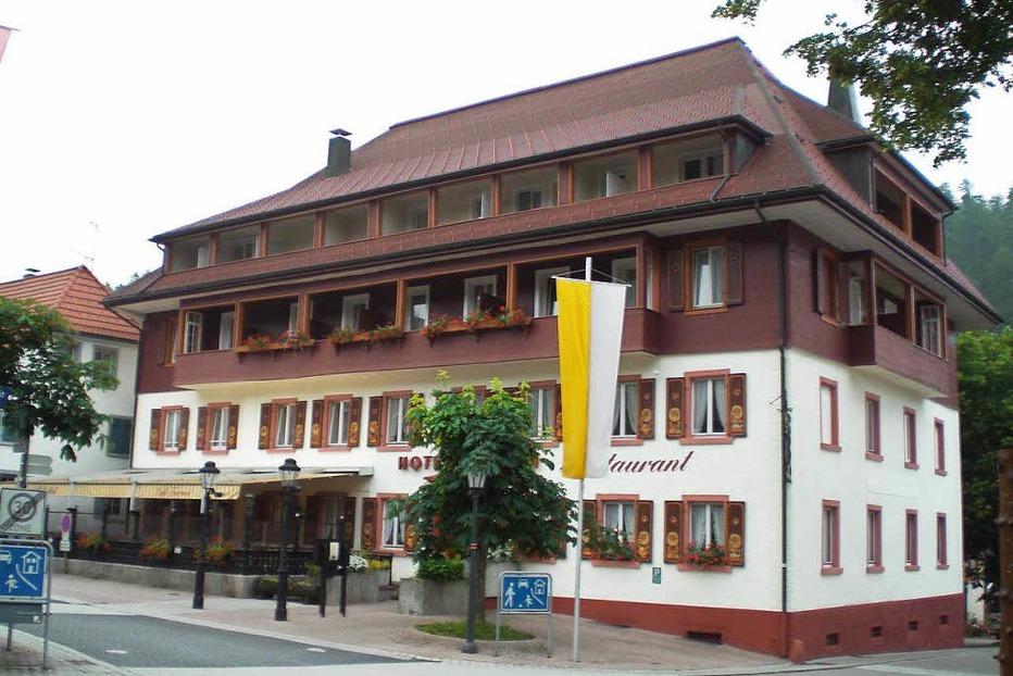 Hotel-Restaurant Löwen - Todtmoos