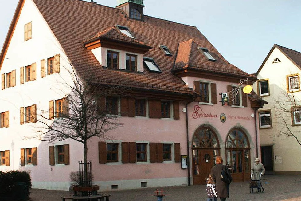 Gasthaus Spritzenhaus - Kirchzarten